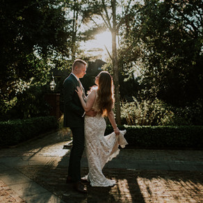 Lily + Joe | The Duke Mansion