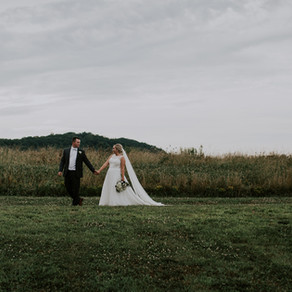 The Wedding Day of Ansley + Hunter