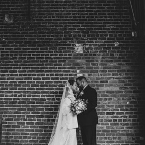 Pam + JJ's Intimately Classic Wedding Day