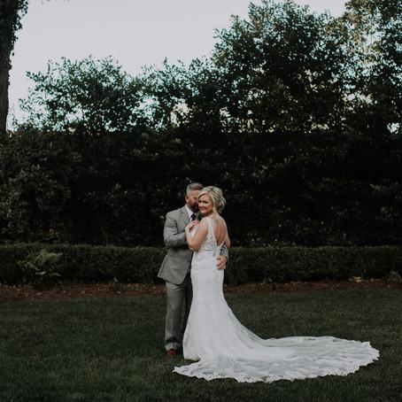 Amy + Jereme's Separk Mansion Wedding