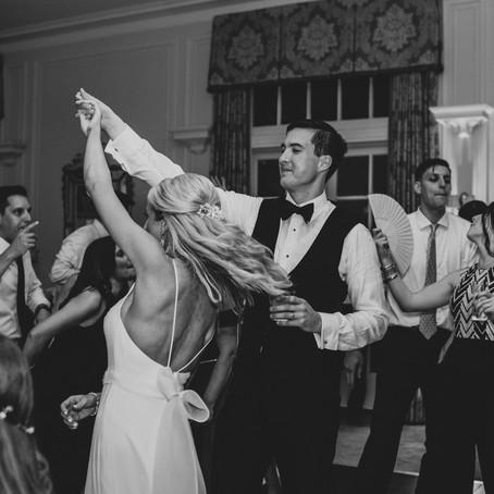Lindsay + Stuart's Duke Mansion Wedding Day