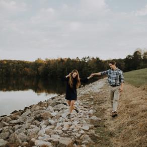 Nicole + Luke | Cane Creek Park