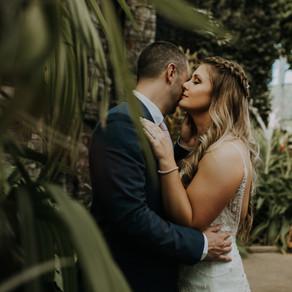Kim + Phil | Daniel Stowe Botanical Garden
