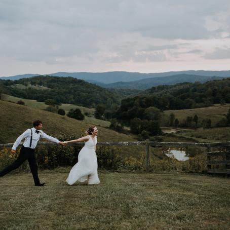 Gabrielle + Justin's Tennessee Vineyard Wedding