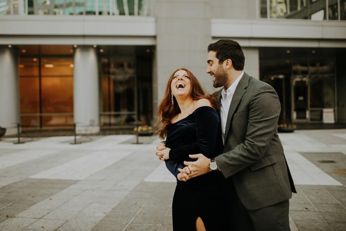 Charlotte Engagement Photography