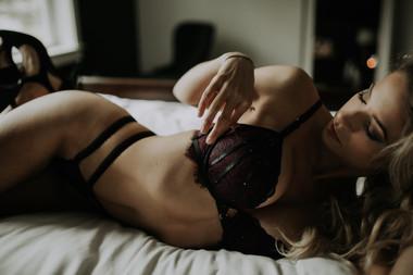 Charlotte Boudoir Photography