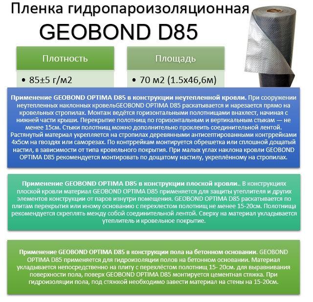 пленка гидроизол. Геобонд Д-85.jpg
