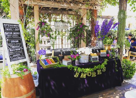 S'mores Bar Lavender Moss