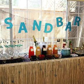 Bridal Shower SandBar La Tea Da By Ruth Los Angeles