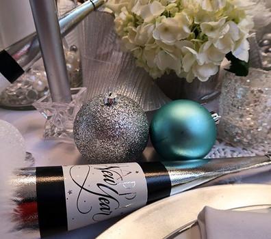 New Year's Eve Table Setting La Tea Da By Ruth