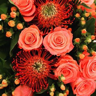 Wedding Flowers La Tea Da By Ruth Los Angeles