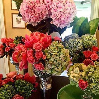 Bridal Shower Flowers La Tea Da By Ruth Los Angeles