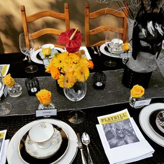 Birdman Oscar Tea Party La Tea Da By Ruth Los Angeles