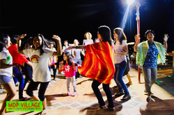Fun Place Dance Floor and Disco Party