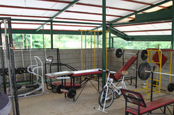 Gym and Workout Facility