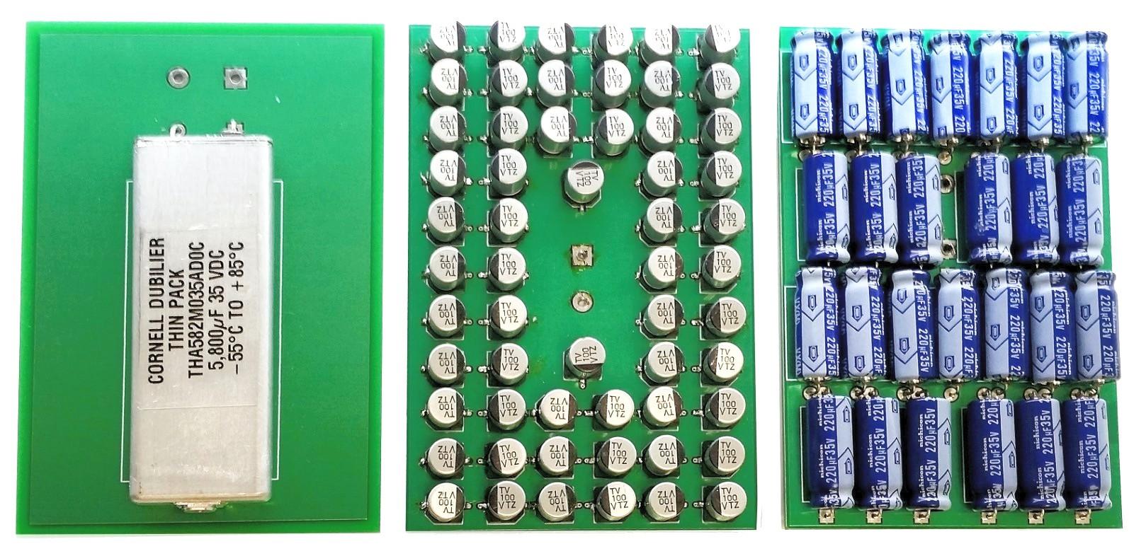 CDE Thinpack THA capacitor