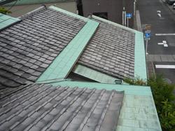 銅板屋根工事もお任せ下さい