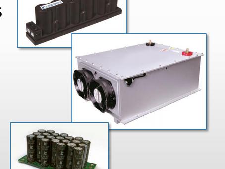 CDE-IC Supercapacitor module