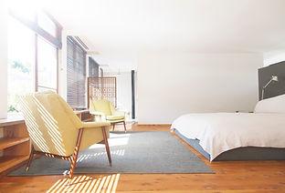 modern sovrum