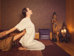 What can I expect in a Thai Massage?