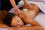 Himalayan Salt Stone Massage hands on.jp