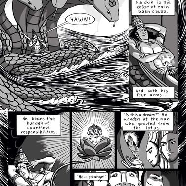 Cosmic Dream pg.1