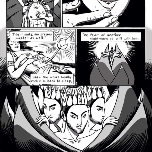Cosmic Dream pg.3