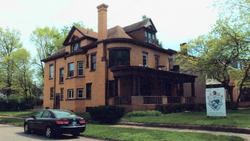 Kappa Chapter House