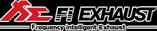 FI exhaust logo