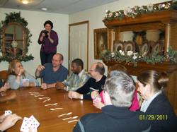 Retreat January 2011