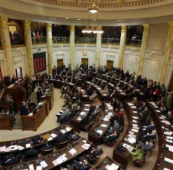 Big Agenda for AR Lawmakers