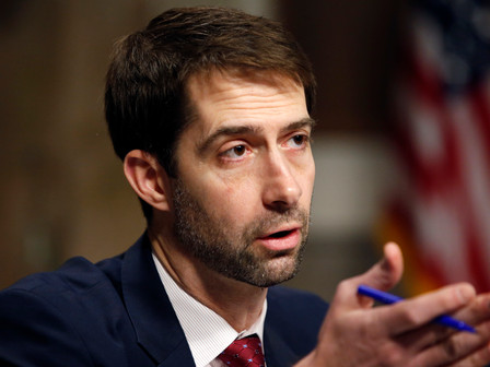 What happens if Sen. Tom Cotton gets appointed to the CIA?