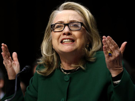 We Already Know What Hillary Clinton's Foreign Policy Looks Like: Disaster