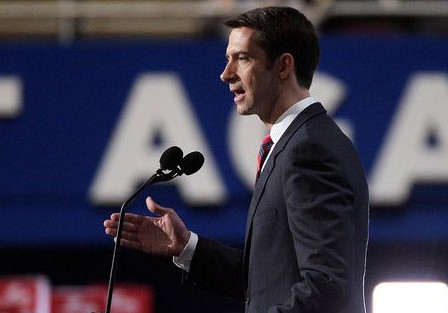 Sen. Tom Cotton has Op Ed in USA Today
