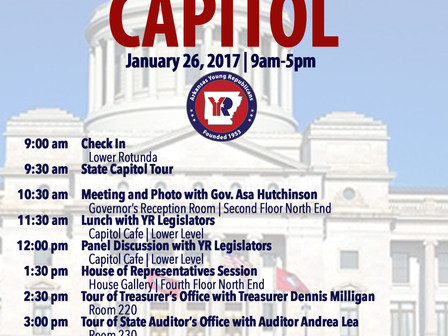 ARYR Day at the Capitol