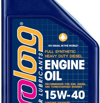 NEW PROLONG® 15W-40 DIESEL ENGINE MOTOR OIL