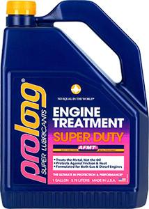 PROLONG® ENGINE TREATMENT PROTECTS OTR SEMI ENGINES