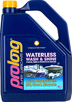 1 GAL WATERLESS WASH & SHINE SKU# PSL64128