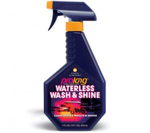 Waterless Wash & Shine and Super Protectant