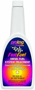 NEW PROLONG® COMMERCIAL GRADE DIESEL FUEL TREATMENT IMPROVES MILEAGE, PERFORMANCE OF WORK TRUCKS