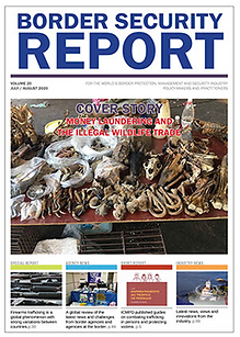 Get the latest issue of Border Security Report magazine