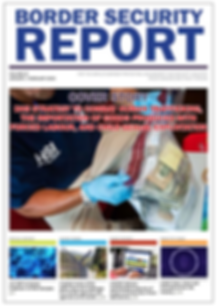 Get the Jan-Feb issue of Border Security Report magazine