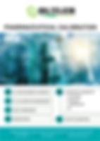 Pharmaceutical Calibration Brochure