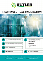 Pharmaceutical Calibration Brochure
