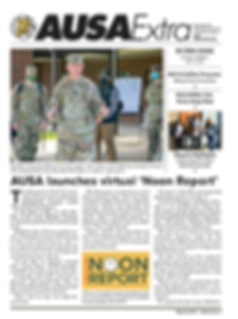 AUSA launches 'Virtual Noon' report