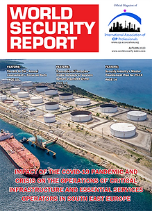 The Autumn issue of World Security Report is here
