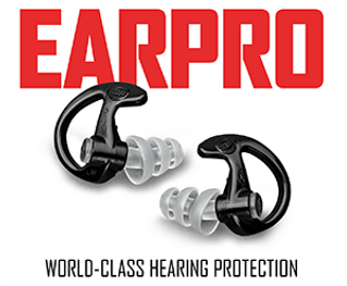Prevent damage from unsafe noise levels with SureFire Earpro