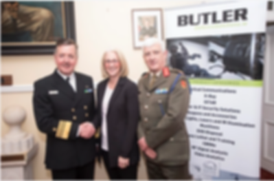 Butler Defence Solutions is proud to support Defence Forces