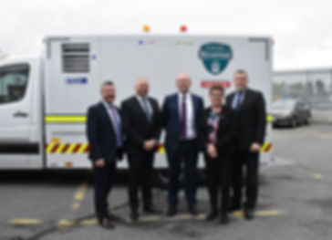 Butler Group supplies Dublin Port Customs with new Scanner to tackle smuggling and fraud