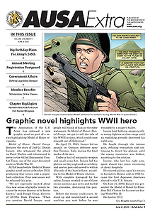 Graphic Novel highlights WWII hero